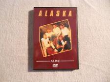 Alaska' Alive '2004 DVD Majestic Rec. Live in London 1986 Airey-Marsden 66 Min