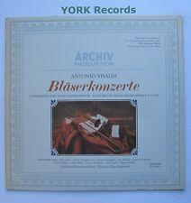 2533 044 - VIVALDI - Concertos For Wind Instruments - Excellent Con LP Record