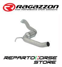 RAGAZZON TUBO CENTRALE NO SILENZIATORE ALFA ROMEO 156 2.0 16V 110kW 150CV 1997►
