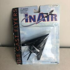 NEW IN AIR F-117A NIGHTHAWK Stealth Fighter DIE-CAST USAF DIE CAST FLYERS