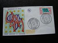 Niger - Envelope 1er Day 8/9/1962 (cy37)