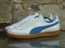Vintage 1980s PUMA Oslo UK8 OG Made In West Germany Deadstock City Series New