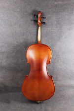 Yinfente Full Size Cello 4/4 Rich Sound Hand Carve Maple Spruce Cello bag Bow