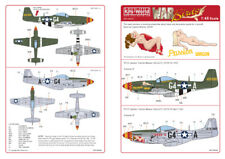 Kits-World 1/48 P-51D Mustang Cpt. Charles Weaver Passion Wagon