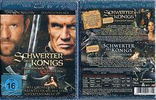 SCHWERTER DES KÖNIGS 1 + 2 --- Blu-ray --- Teil 1 und 2 --- Uncut --- Neu & OVP