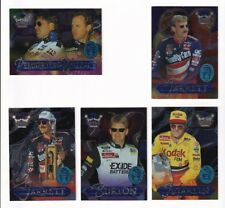 ^1996 Crown Jewels SAPPHIRE TREASURE CHEST #33 Sterling Marlin BV$3.60 #250/1099