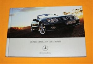 Mercedes SL-Klasse 2006 Prospekt Brochure Catalog Folder Prospetto каталог AMG