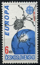 Czechoslovakia 1992 SG#3059, Europa, Europe In Space Used #D53270