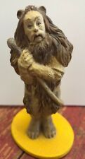 Franklin Mint Wizard of Oz Cowardly Lion 1939 Loew's 1966 MGM Turner Figurine
