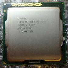 Intel SR0RS G645 Pentium 2.90GHz | 3M Socket 1155 Dual Core CPU Processor