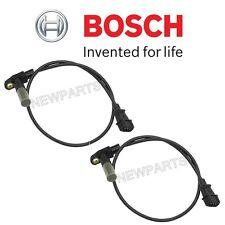 Porsche 924 928 944 Pair Set of 2 Engine Crankshaft Position Sensors Bosch OEM