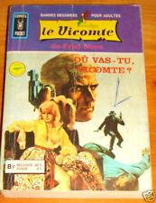 Recueil BD Vicomte de Fred Noro Adaptation du Roman