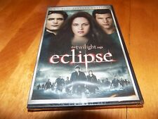 THE TWILIGHT SAGA ECLIPSE Vampire Werewolf 2DISC DVD SET SPECIAL EDITION DVD NEW