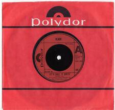 Rock Single 1970s Vinyl Music Records
