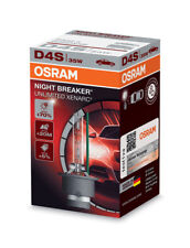 Osram D4S Night Breaker Unlimited XENARC Bulb (x1) HID Xenon Gas 66440XNB