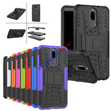 For Huawei Mate 10 Lite Honor 9i Case Rugged Armor Hybrid Stand Protective Cover