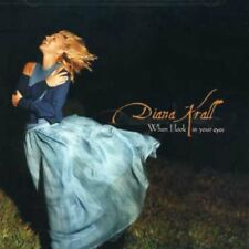 When I Look In Your Eyes - Diana Krall (1999, CD NEUF)