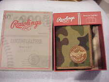 Rawlings Camo trifold Wallet in Gift Box