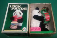 LUCK PANDA FUNNY CHIEF BATTERY OPERATED TOY