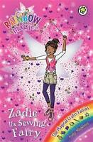 """AS NEW"" Zadie the Sewing Fairy: The Magical Crafts Fairies Book 3 (Rainbow Magi"