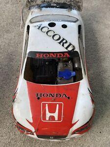 Tamiya Tg10 nitro on road touring car 1/10 RC vintage