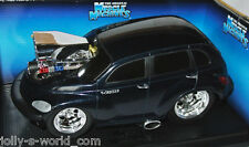 Muscle Machines 2000 CHRYSLER PT CRUISER - darkblue metallic - 1:18