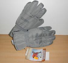 Columbia snow Heat Winter Gloves Waterproof Breathable Light Grey Men's Medium