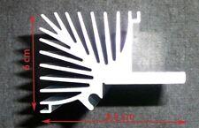 Power Module Heatsink 22 x 8.5 x 6 cm - 850g