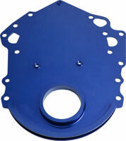 Aeroflow Billet Timing Cover FOR 302 351C Blue FOR Ford Bronco 4....