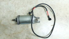 04 Aprilia Atlantic 500 Scooter starter motor