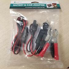 GreenTech pureFlow Battery & Car Adapter