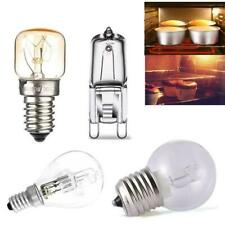 Oven Cooker Appliance Bulb Lamp 15W 25W 40W 42W Halogen Capsule Dimmable 220V