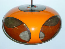 LUIGI COLANI LAMPE UFO SPACE AGE DESIGN AN 70 suspension hanging light era eames