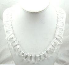 Natural  Crystal  Ladies Handmade Gemstone Jewellery Necklace K8