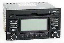 New listing Hyundai Accent 2007-2011 Oem Radio Am Fm mp3 Cd Player w Satellite 96110-1E081Ca
