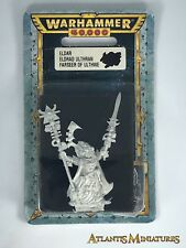 Metal Eldar Eldrad of Ulthran - OOP - Warhammer 40K CC395