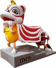 M&M's Lunar New Year Lion Dance Candy Dispenser Toy Collectible Exclusive Bnwt