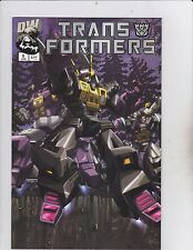 DW! Transformers! Issue 3!
