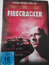 Firecracker - Special Edition, Bester Film Visionfest, Zirkus Freaks, M. Patton