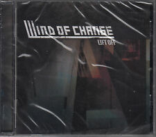 CD ALBUM WIND OF CHANGE / LIFT OFF / NEUF SCELLE MINT
