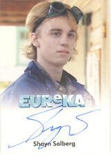 "Eureka Seasons 1 & 2 - Shayn Solberg as ""Spencer Martin"" Autograph Card"