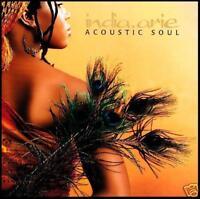 INDIA ARIE - ACOUSTIC SOUL CD Album w/BONUS Track *NEW*