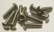 Cylindre vis ISK 6-32 unc x 5//16 Noir-socket Cap selfcolor