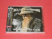 2018 JAPAN SHM CD BILLY GIBBONS ZZ Top THE BIG BAD BLUES WITH BONUS TRACKS