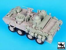 Black Dog 1/35 US M1126 Stryker WIN-T Inc.3 Set w/Equipment (Trumpeter) T35148