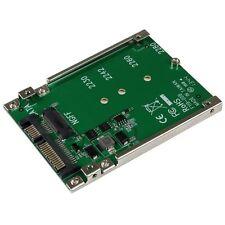 StarTech.com M.2 NGFF SSD to 2.5 inch SATA Adapter Converter