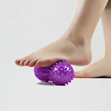 Ball Point PVC Toy Foot Stress Relief Massage Ball Fitness Tool Trigger