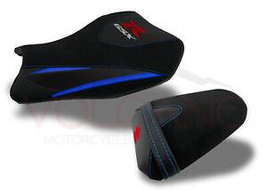 Suzuki GSX R 1000 2017 - 2020 Volcano Seat Cover Blue S023cC757 Anti slip