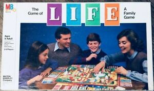 The Game Of Life Game Replacement Parts & Pieces 1985 Milton Bradley