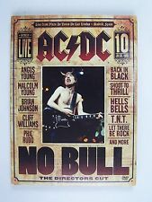 AC/DC - No Bull Live Plaza De Toros - The Director's Cut DVD